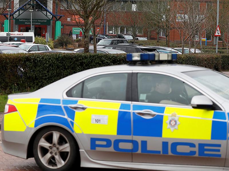 Британская полиция определила ключевых подозреваемых по делу о химатаке в Солсбери