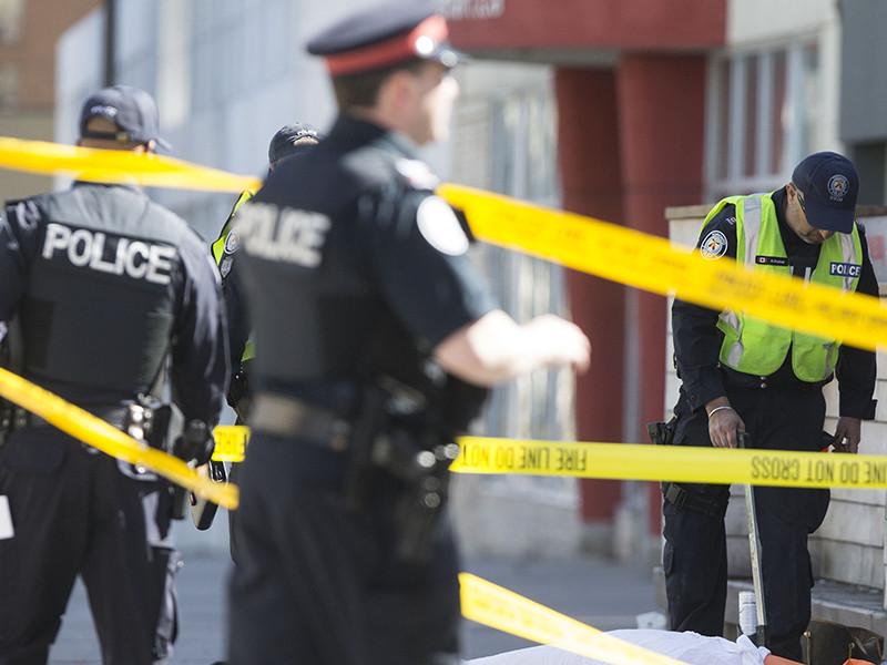 """Среди пострадавших во время наезда фургона на пешеходов в Торонто оказалась пожилая россиянка"""" />"""