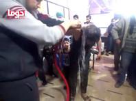 По мнению США, сирийские власти повинны в применении химического оружия в отношении собственного населения и международное сообщество обязано предпринять шаги, чтобы остановить Башара Асада. Накануне Хантсман подробно говорил об основаниях для атаки в видеоблоге посольства