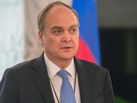 Посол России в США Анатолий Антонов в беседе с журналистами заявил, что действия Соединенных Штатов в отношении российской дипломатической собственности в Сиэтле являются недружественными