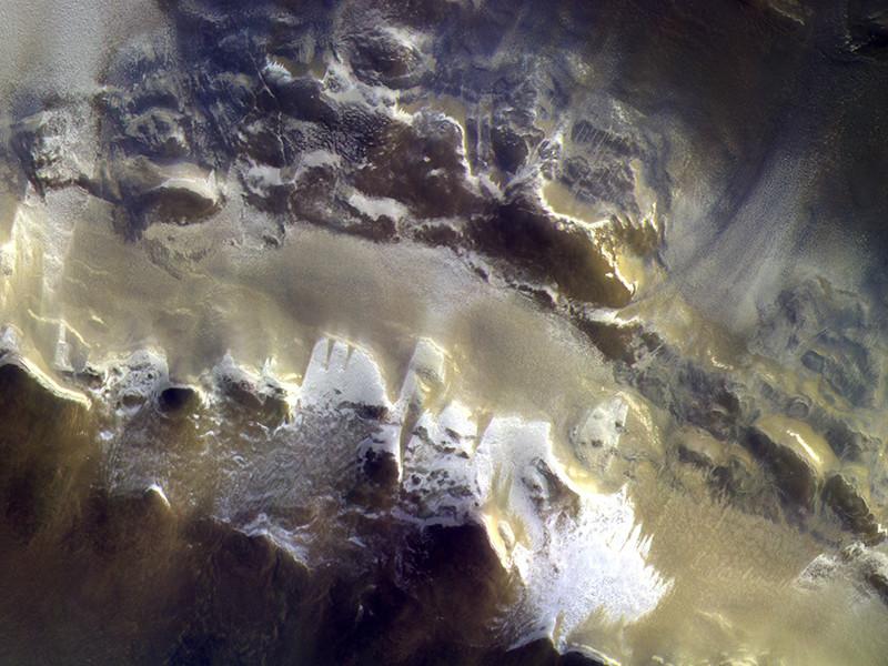"""""""Лучше, чем у """"Хаббла"""": российско-европейский зонд ExoMars получил первые цветные ФОТОграфии Марса, восхитившие ученых"""" />"""