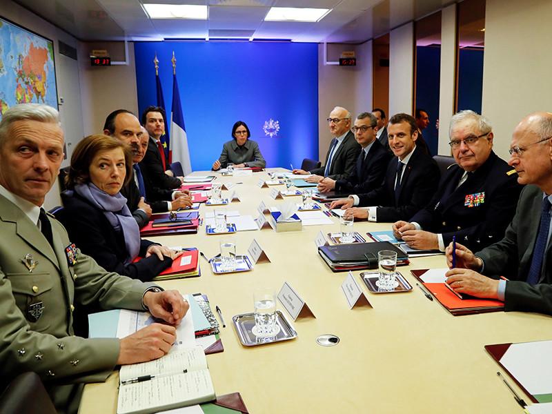 """Франция в понедельник представит новый план урегулирования сирийского кризиса"""" />"""