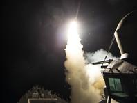 """По авиабазе Аль-Шайрат, принадлежащей войскам сирийского президента Башара Асада, было выпущено 59 крылатых ракет """"Томагавк"""""""