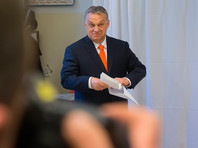 Венгерский гражданский союз, лидером которого является премьер-министр Виктор Орбан, одержал убедительную победу на прошедших парламентских выборах.