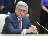 Премьер-министр Армении назвал условие своего ухода в отставку