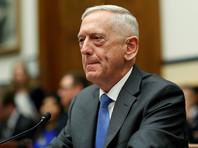 """Глава Пентагона опасается, что удар по Сирии приведет к """"широкому конфликту"""" между РФ, Ираном и Западом"""