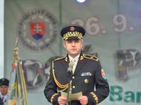 Глава полиции Словакии Тибор Гашпар подал 18 апреля в отставку в связи с усиливающимся недовольством общественности
