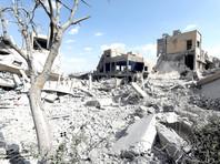 СМИ: Кремль передал информацию о целях удара США в Сирии Асаду и Ирану