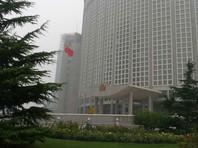 """МИД Китая отчитал коалицию во главе с США за """"безответственный"""" удар по Сирии"""