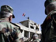 Сирийские войска установили полный контроль над Восточной Гутой, заявили  в Центре по примирению сторон