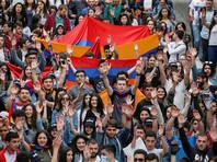 Ереван, 29 апреля 2018 года