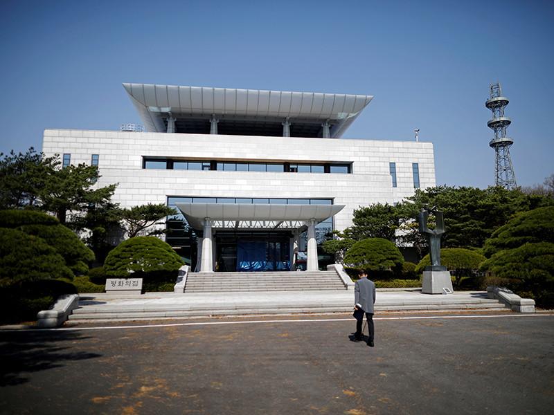 Встреча лидеров США и КНДР пройдет либо в Доме мира на границе двух Корей, либо в Сингапуре