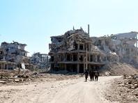 В Минобороны объявили о бунте среди боевиков в сирийской Думе и срыве перемирия