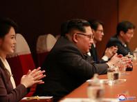 Ким Чен Ын посетил концерт артистов из Южной Кореи и остался в восхищении