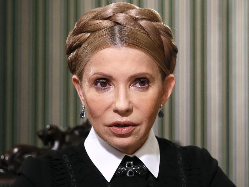 """Тимошенко стала лидером президентского рейтинга на Украине, выяснили социологи"""" />"""