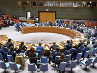 Россия наложила вето на американский проект резолюции по расследованию химатак в Сирии