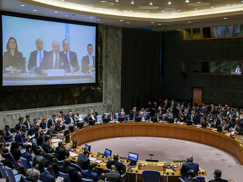 Совет безопасности ООН не поддержал подготовленный российской стороной проект резолюции по расследованию заявлений о химической атаке в сирийской Думе.