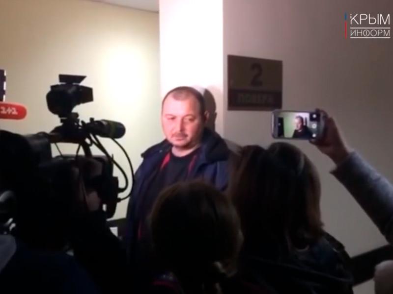 """Капитана задержанного на Украине крымского судна """"Норд"""" отпустили под залог"""" />"""