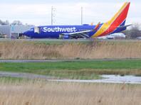 В Филадельфии из-за отказа двигателя совершил экстренную посадку самолет Southwest Airlines: один человек погиб