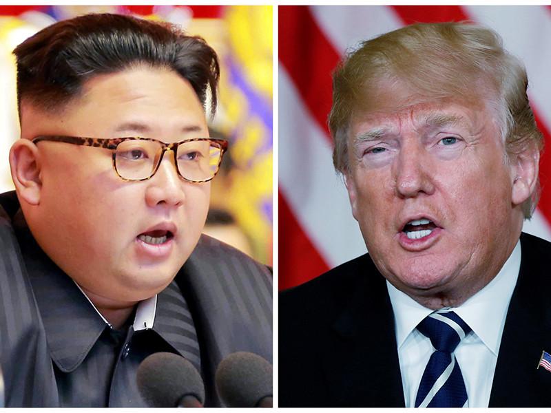 """Трамп планирует встретиться с Ким Чен Ыном в """"ближайшие недели"""""""" />"""