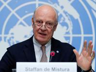 Спецпосланник ООН по Сирии призвал Совет Безопасности провести независимое расследование химатаки в Думе