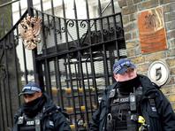Посольство РФ в Британии заподозрило Лондон в передаче данных об отравлении Скрипалей ученому Углеву