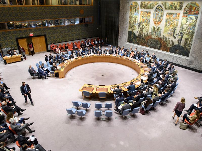 """Генсек ООН объявил о возвращении времен холодной войны"""" />"""
