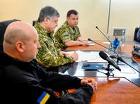 Порошенко объявил об окончании АТО в Донбассе. Там теперь ООС