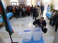Президентские выборы в Азербайджане прошли в среду, 11 апреля. Избирательные участки закрылись в 19:00 по местному времени