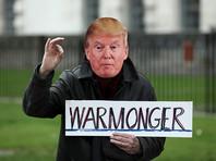 """Трамп забраковал """"слишком мягкие"""" варианты атаки по Сирии, предложенные Пентагоном"""