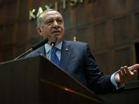 Эрдоган сообщил о намерении вновь обсудить с Путиным ситуацию в Сирии