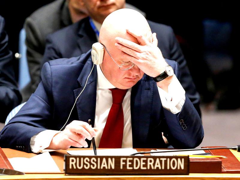 """The Guardian: Запад хочет обойти вето России в ООН по вопросам применения химоружия в Сирии"""" />"""