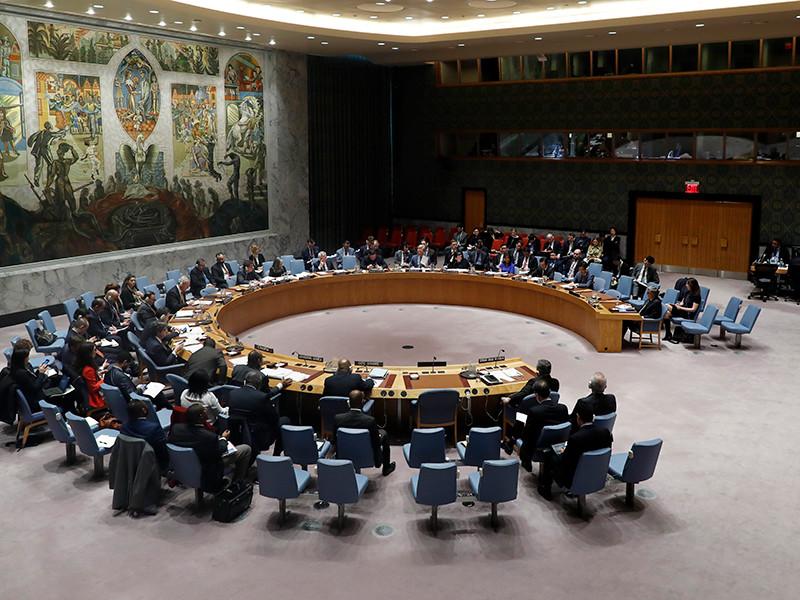 Девять членов Совбеза ООН созывают экстренное заседание в связи с химатакой в Думе