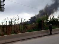 В Алжире разбился военный самолет - более 200 погибших