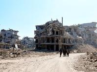 """Боевики """"Джейш аль-Ислам"""" вместе с семьями начали покидать сирийскую Думу"""