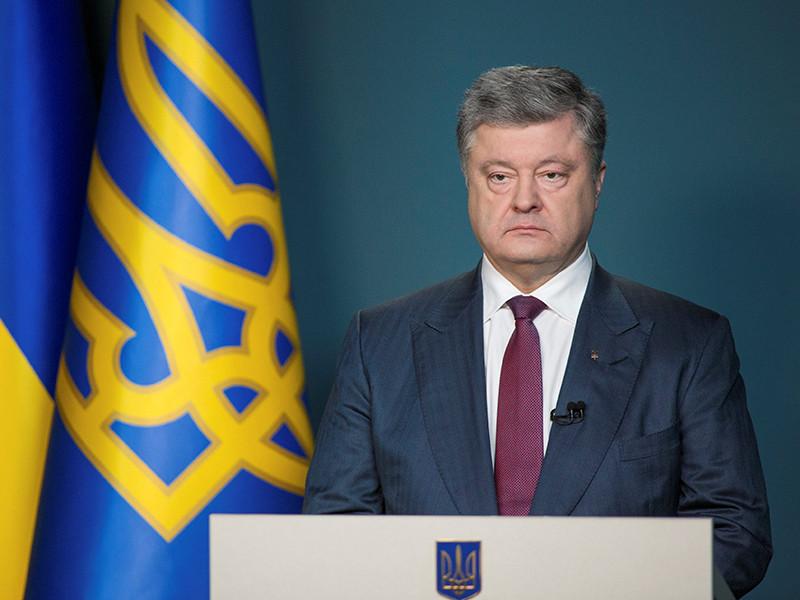 """Порошенко заявил о желании """"синхронизировать"""" украинские санкции против России с американскими"""