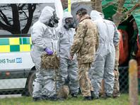 """Военная лаборатория Великобритании не смогла определить место производства """"Новичка"""", примененного в Солсбери"""