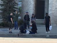 """Инцидент произошел в северной части города, примерно в 30 км от центра, где с 21 по 23 апреля проходила встреча министров иностранных дел стран """"большой семерки"""" (G7; входят США, Германия, Япония, Великобритания, Франция, Италия и Канада)"""