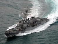 """В Средиземное море вошел американский эсминец с ракетами """"Томагавк"""""""
