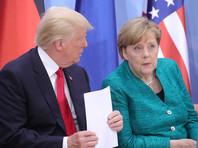 """WSJ: Германия обратится к США с просьбой освободить ее от участия в санкциях против РФ"""" />"""
