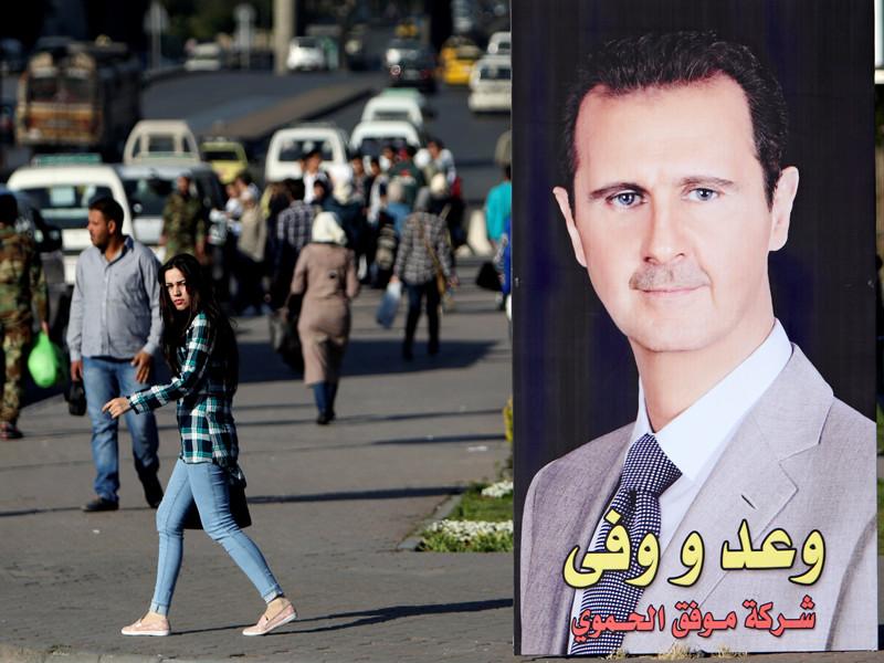 Дамаск, 15 апреля 2018 года