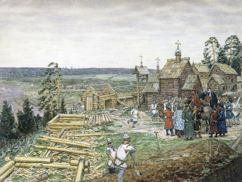 """Порошенко назвал """"опрометчивым"""" основание  Москвы древними киевскими князьями"""" />"""