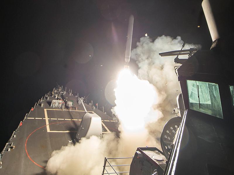 Трамп объявил о начале операции против режима Асада