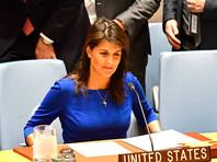 """""""Их почувствуют все"""": постпред США анонсировала новые санкции уже в понедельник"""