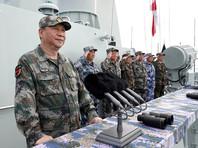 Китай провел крупнейший в истории страны военный парад в акватории Южно-Китайского моря