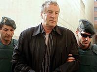 Предполагаемый лидер Тамбовской ОПГ Геннадий Петров