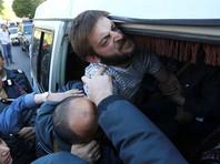 20 апреля в различные отделения полиции города доставлены 183 человека
