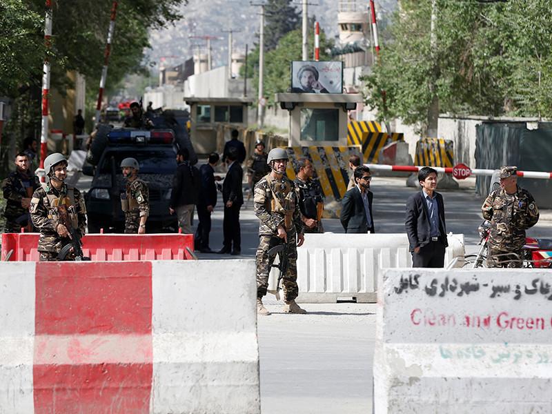 Кабул, 30 апреля 2018 года
