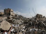 Делегация из России посетила Асада на следующий день после ракетной атаки, которую осуществили США, Великобритания и Франция в ответ на химатаку в сирийской Думе, жертвами которой стали десятки людей. Атаку западных союзников сирийский президент назвал актом агрессии