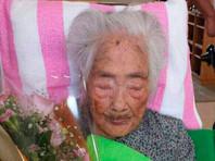 В Японии умерла старейшая жительница планеты. Наби Тадзиме было 117 лет
